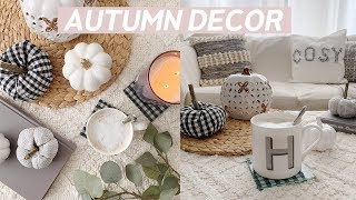Decorating for Autumn on a budget | Fall Home Decor DIYs 2019