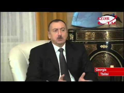 President Ilham Aliyev paid tribute to late President of Georgia Eduard Shevardnadze