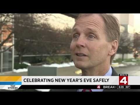 Christensen Law Safe Ride Home for New Year's Eve 2016 WDIV Channel 4 Detroit