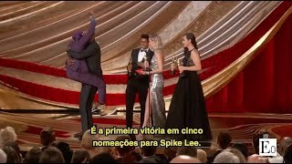 Spike Lee Oscar 2019 Legendado Português