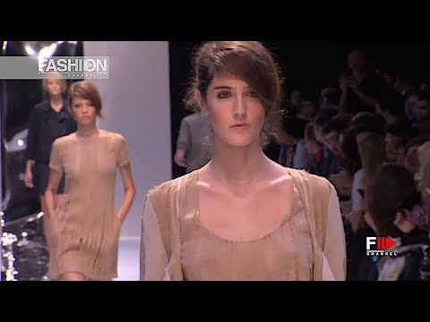 GUY LAROCHE Spring Summer 2011 Paris - Fashion Channel