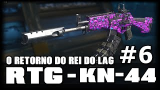 RTG KN-44 #6 - REI DO LAG o retorno - CALL OF DUTY BLACK OPS 3 [multiplayer]