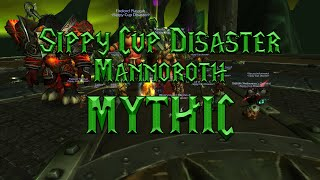 Sippy Cup Disaster: Mannoroth - MYTHIC