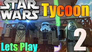 [ROBLOX: Star Wars Tycoon] - Lets Play w/ Friends Ep 2 - I SWEAR IM LOYAL