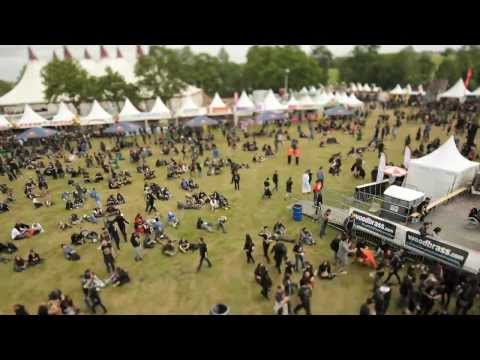 Hellfest 2012 - Time Lapse