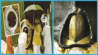the mysterious black stone of kaaba and first look dont miss to look