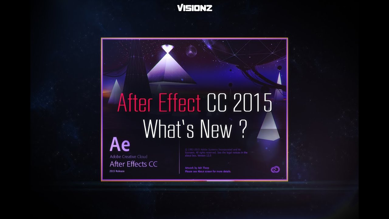 what is adobe after effects cc