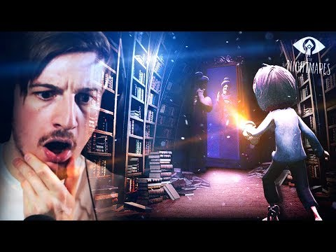 THAT ENDING..WOW. || Little Nightmares ENDING (The Residence ENDING) Secrets Of The Maw DLC 3