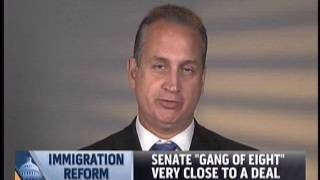 Diaz-Balart talks immigration with MSNBC