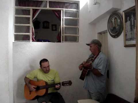 Meu Avô Tocando Viola