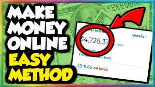 Make money online 2019: easy way with no needed