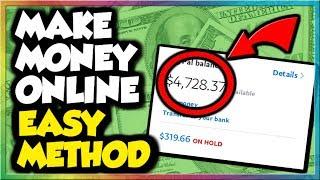 Make Money Online 2019: Easy way with no money needed