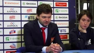 ЖМЧМ-2018. Комментарии после игры со Швецией в полуфинале
