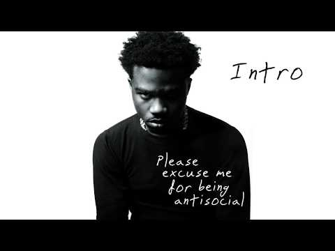 Please Excuse Me For Being Antisocial (Album Stream)