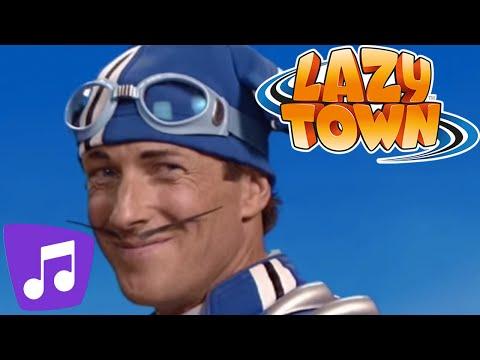 Lazy Town en Español I Energía Karaoke