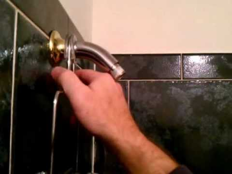 how to keep shower caddy from slipping down DIY   How to keep hanging shower caddy from falling.   YouTube how to keep shower caddy from slipping down