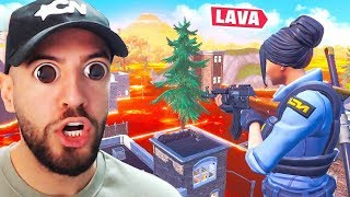 🔴VULKAN in Fortnite BRICHT OFF! *NEW* LAVA LTM and LAVA PACK!