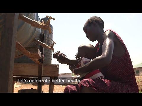Global Handwashing Day in Juba