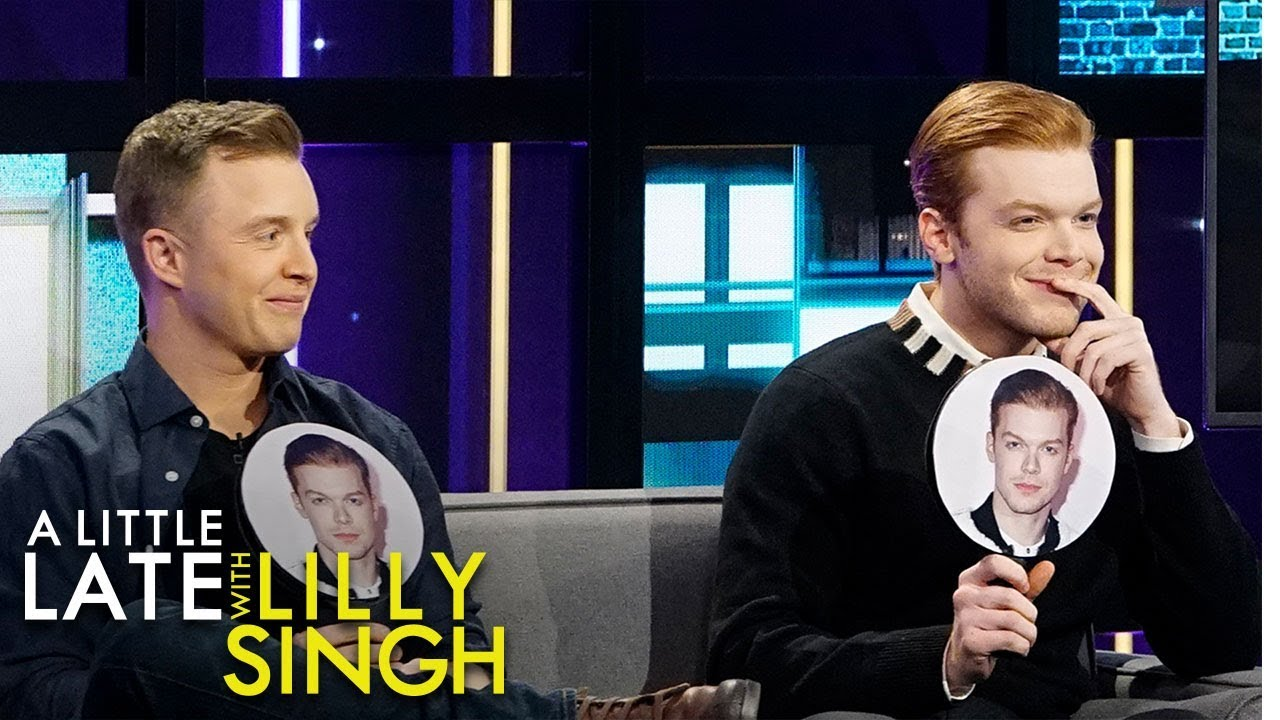 Download Cameron Monaghan and Noel Fisher Reveal Who's More Likely to Do What!