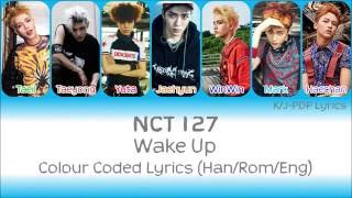 NCT 127 - Wake Up