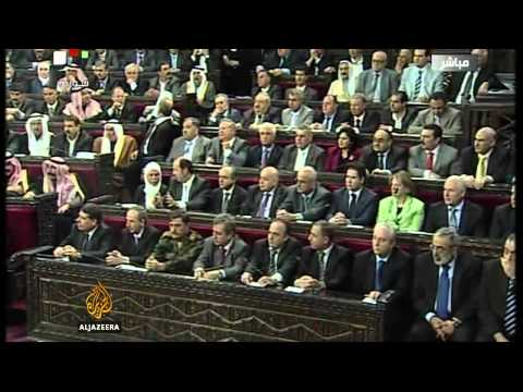 Syria announces date for presidential vote