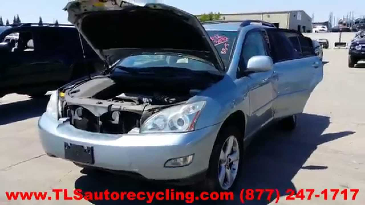 2004 Lexus Rx330 Parts For Sale - Save Up To 60