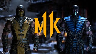 Mortal Kombat 11 - MKX Skins and Gear Showcase