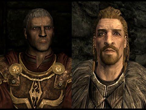 skyrim general tullius battle quotes vs ulfric