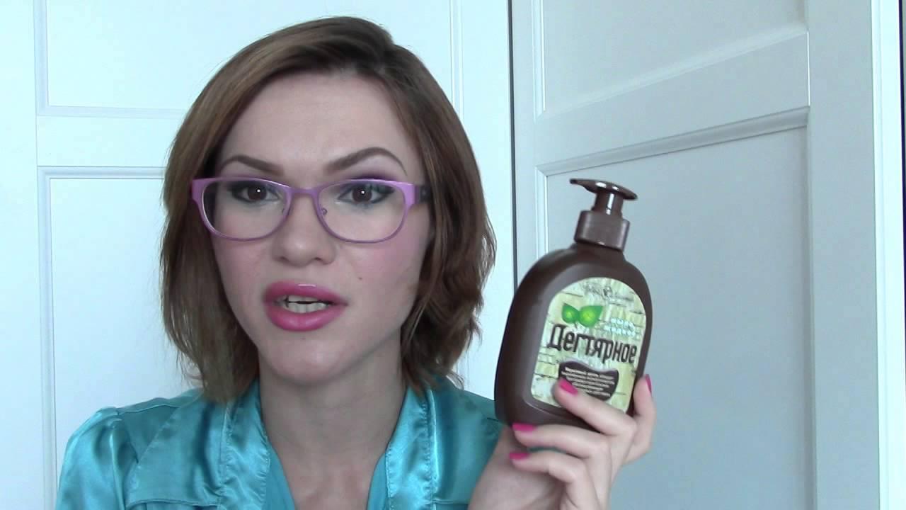 Применение дегтярного мыла для волос