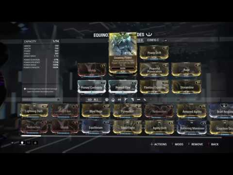 Warframe: Growing Power