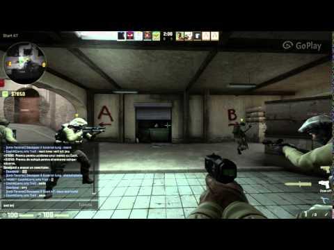 CashNCarry TreX's -Zeus x27 match how to troll- CS:GO Gameplay