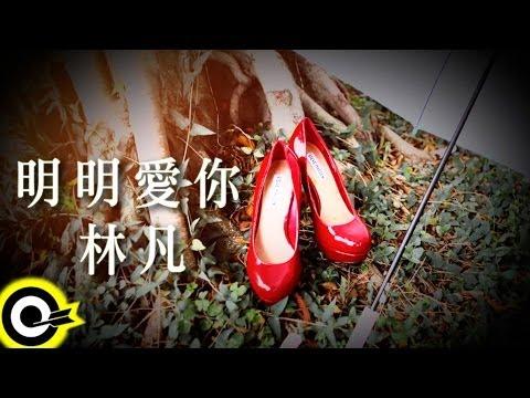 林凡 Freya Lim【明明愛你】Official Lyric Video HD (三立週五華劇「我的自由年代」片尾曲)