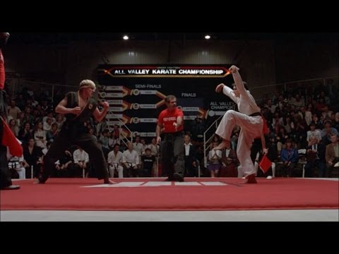 The Karate Kid OST 27. Daniel's Moment of Truth