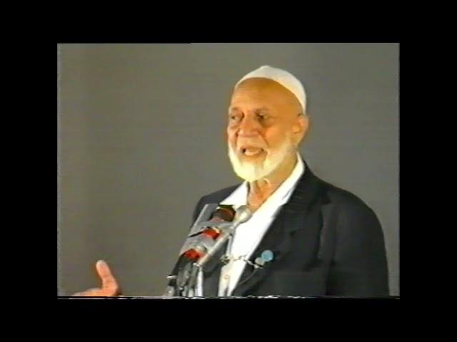 IPCI - Sir Ali Muslim Club Malaysia Lecture tour Ref:78