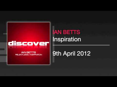 Ian Betts - Inspiration