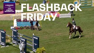 When Brazil stormed the track in France #Flashback   Longines FEI Jumping Nations Cup™ 2019