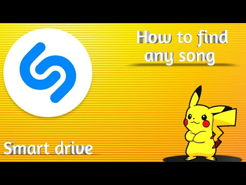 How to find any song (smart drive)