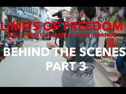Limits Of Freedom - Behind The Scenes - Part 3