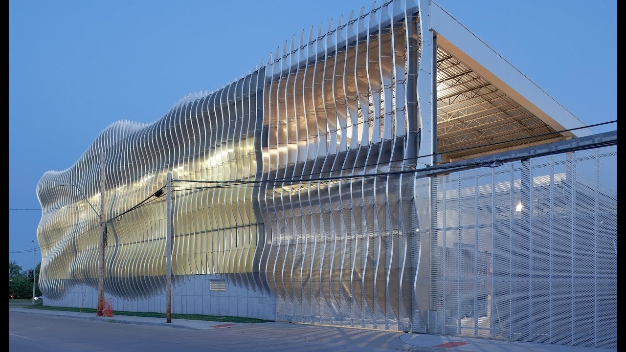 Top 5 Creative Facade design in Revit Architecture - YouTube