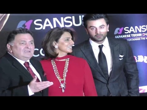 Rishi Kapoor loses his cool at Sansui...