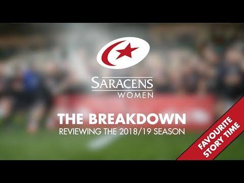 The Breakdown | Saracens Women's Season Review (Favourite Story Time)