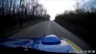 Rallye Guru Team. Szilveszter Rallye. Oláh László & Fodor Ernő. 2013.12.28. -  29. Thumbnail