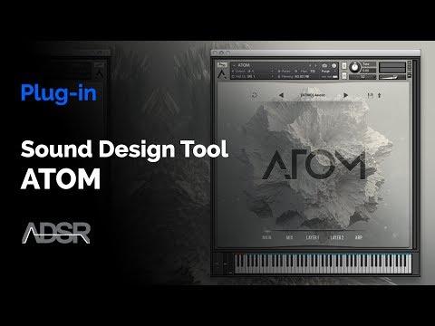 Audiomodern ATOM - Advanced film and game sound design tool for Kontakt