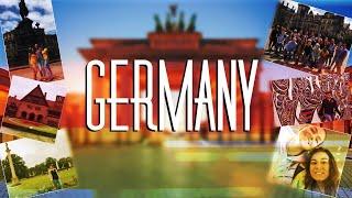 Europe Vlog 1: GERMANY (Berlin, Potsdam, Dresden)