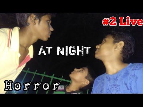 #2Live Horror At 8pm Night ,Promocode..👻☠️💀