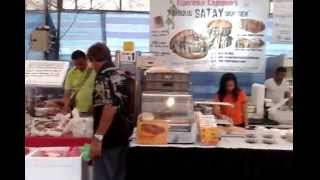 Makanan murah meriah di Tampines Singapura