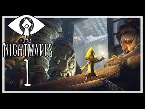 LITTLE NIGHTMARES # 01 😱 Kleines Mädchen Six im Höllenschlund! [HD60] Let's Play Little Nightmares