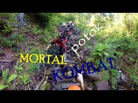 Enduro Harakiri potok Mortal Kombat / Mortal Kombat brook thumbnail