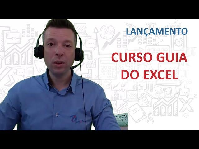 Lançamento - Curso de Excel Profissional
