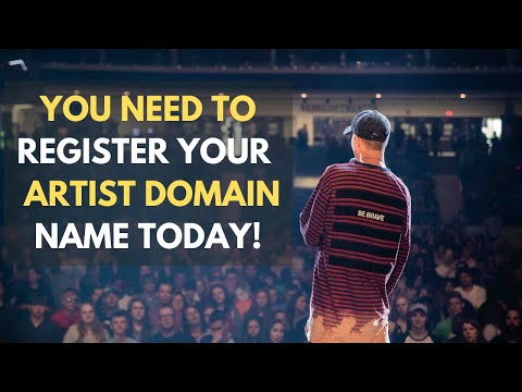 Why You Need To Register Your Artist Name TODAY